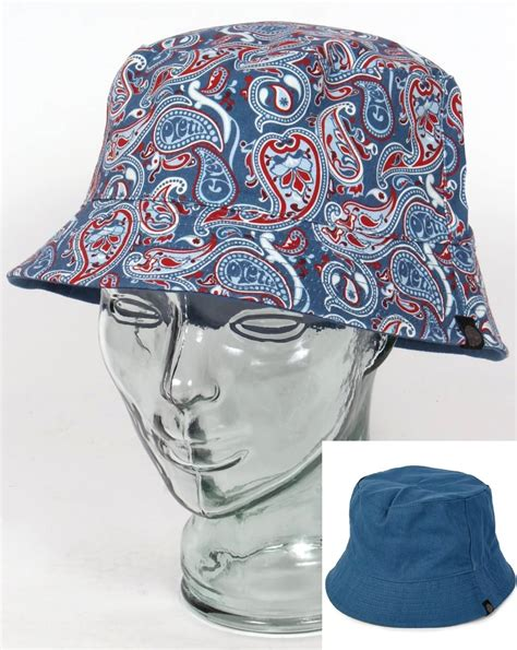 blue hat green hat pretty green camley bucket hat blue reni fishermans stone roses reversible