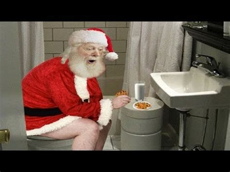 funny bathroom songs funny christmas song for all ages santa on the throne