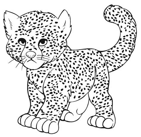 Picture To Coloring Page Free
