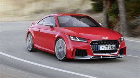 2017 audi tt rs coupe review caradvice