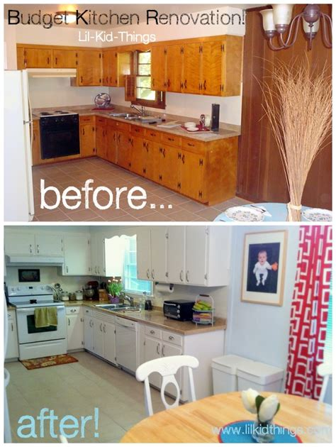 kitchen renovation ideas on a budget budget kitchen renovations home decoration