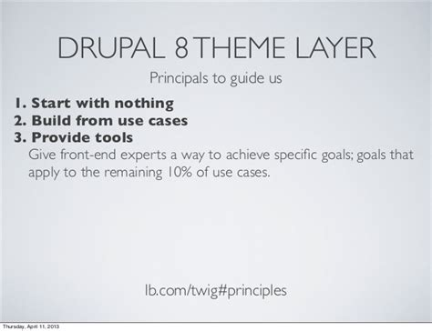 theme drupal commons twig the new theme layer in drupal 8