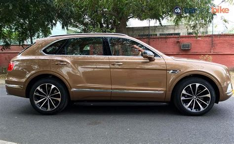 bentley suv price bentley bentayga launched in india prices starts at rs 3