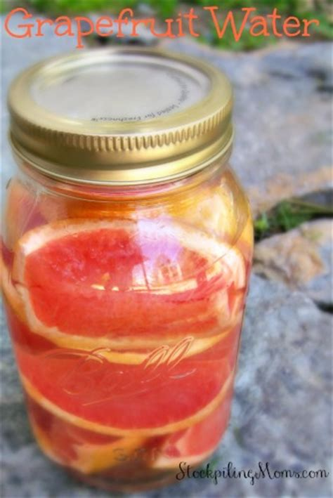 Oz 7 Day Grapefruit Detox by 10 Delicious Detox Water Recipes To Cleanse Your Liver