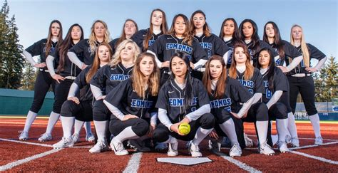 Edmonds Community College: Athletics   Softball: Roster