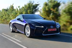 new lexus lc 500h 2017 review pictures auto express