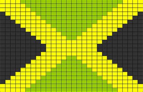 jamaica pattern ravelry jamaican flag pattern by anastasia e white