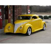 Featured Cars For Sale 1938 Ford Custom Coupe Street Rod