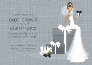 bridal shower invitations kitchen bridal shower invitations templates free