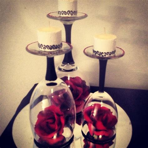 wine glass centerpiece for tables 17 best ideas about wine glass centerpieces on
