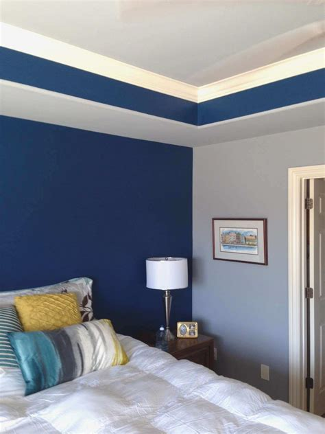how to paint a room with two colors two tone bedroom paint ideas savae org