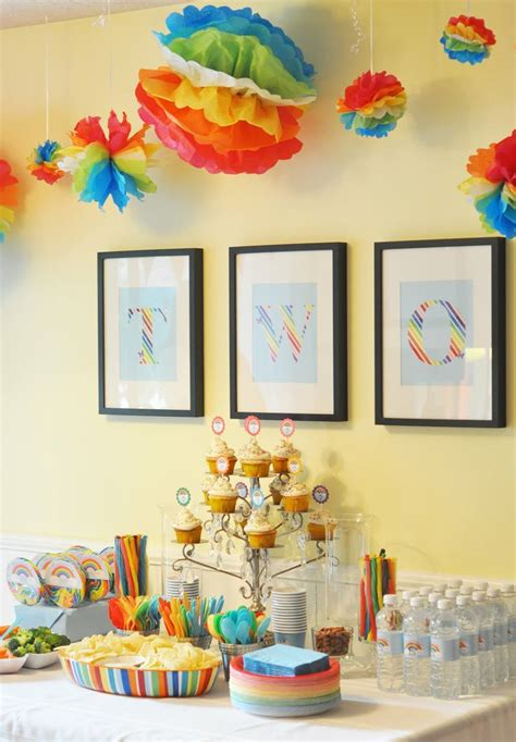 136 Best Images About Tissue Paper Craft Ideas On Pinterest Rainbow Themed Centerpieces