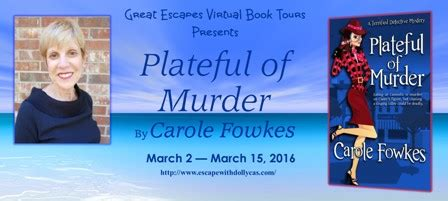 unbridled murder a carson stables mystery books plateful of murder by carole fowkes escape with dollycas