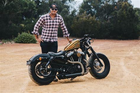 Size Of A 3 Car Garage by El Trineo Chris Harley Davidson 48 Throttle Roll