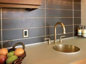 metal backsplash ideas kitchen ideas design with cabinets islands backsplashes hgtv