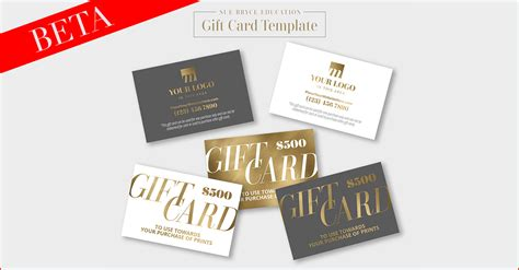 gold gift card template gold foil gift card template sue bryce education