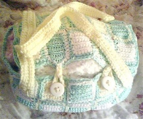 free crochet pattern baby bag free pattern ravelry 3 single crochet diaper bag pattern