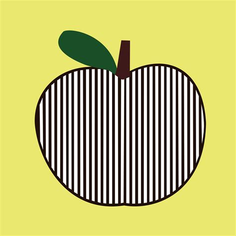 Apple Office by Clipart Apple Striped