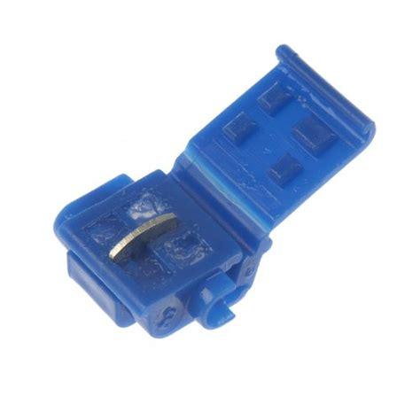 dorman 85462 blue 14 18 weatherproof wire splice
