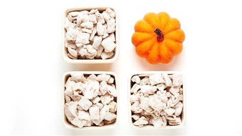 puppy chow recipe microwave pumpkin spice puppy chow chex mix recipes