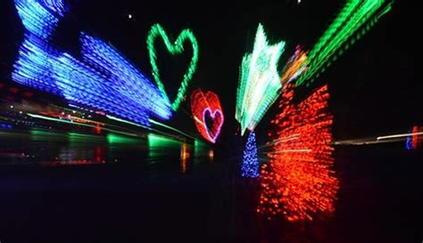 unsurpassed holiday light show in lagrangeville through