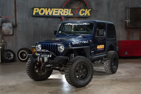 Powerblock Giveaway - xtreme 4x4 powerblock tv autos weblog