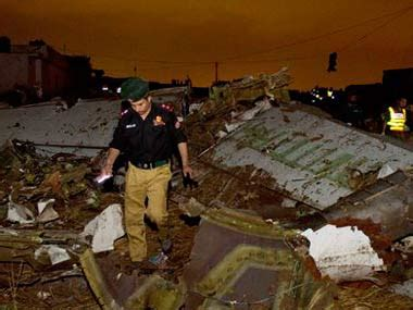 plane with 127 on board crashes in pakistan, no survivors