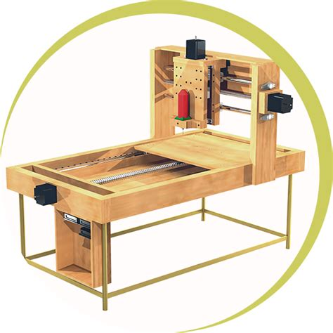 build   cnc router  basic woodworking
