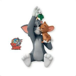 2013 tom and jerry a christmas truce hallmark ornament at
