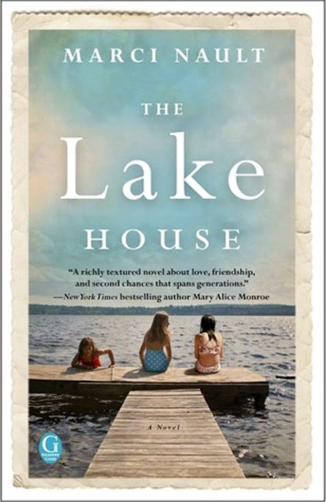 lake books the lake house by marci nault reviews discussion