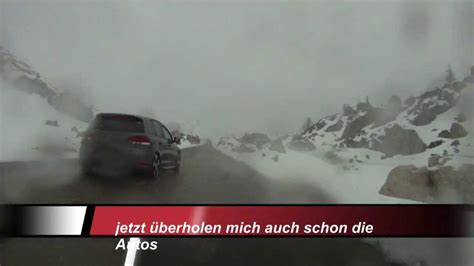 Youtube Motorradtouren Alpen by Motorradurlaub Mit Schnee In Den Alpen Youtube