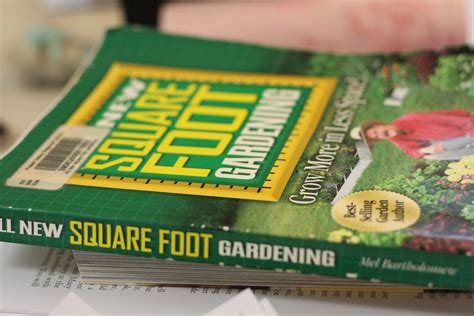 All New Square Foot Gardening by Bookshelf Archives Page 2 Of 2 Sea Forest