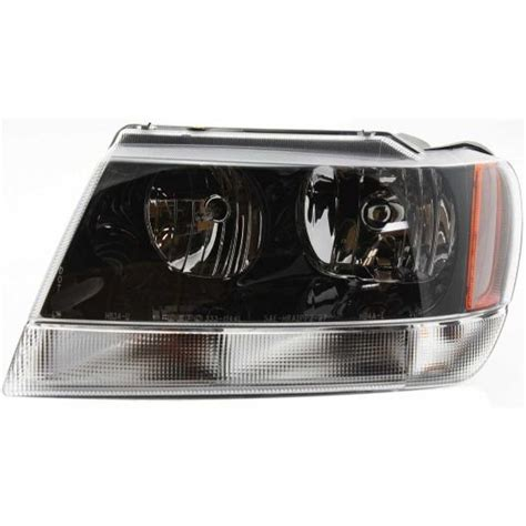 2000 Jeep Grand Headlights Replace Headlights 2000 Jeep Grand