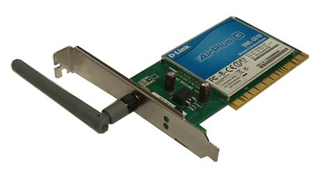 Pci Card Wireless Dlink To Deaktop Pc d link ewlg510eu c2g dwl g510 pci wireless g desktop adapter ebay