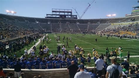 notre dame section notre dame stadium section 2 rateyourseats com