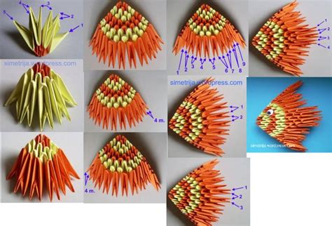 3d Origami Patterns - 1000 images about 3d origami free patterns on