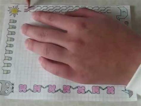 cornici carine come fare le cornicette dei quaderni