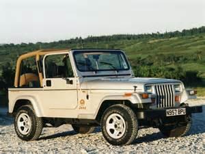 96 Jeep Wrangler Jeep Wrangler Yj 1995 96 Photos 1600x1200