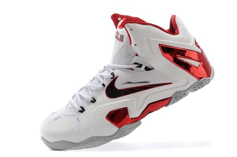 Nike Merqueen Made In Grey 11 new nike lebron 11 elite home pe white wolf grey for sale 11 legend blue for sale
