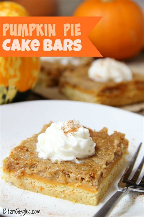 pumpkin bars with crumb topping 7168 best holidays events parties recipes just