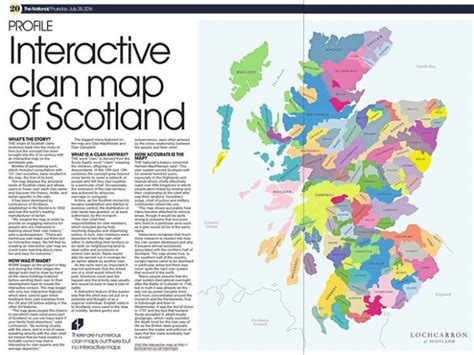 scotland mapping the nation 1780270917 interactive clan map of scotland drum marketing awards