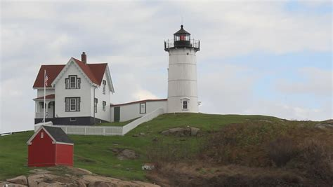 Cape Neddick Light by Cape Neddick Lighthouse Maine 1 Cape Neddick Lighthouse In York Maine 1 6 Various On A