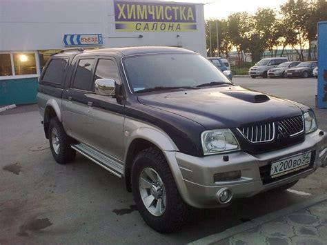 mitsubishi l200 2005 used 2005 mitsubishi l200 photos 2500cc diesel manual