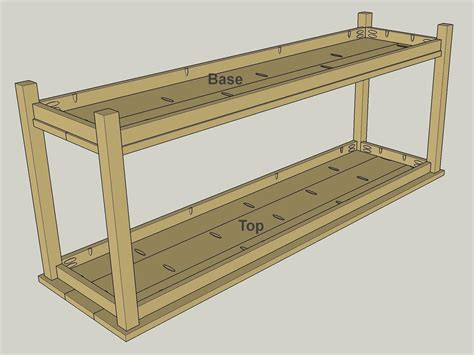 how to build a standing easy to build tv stand buildsomething