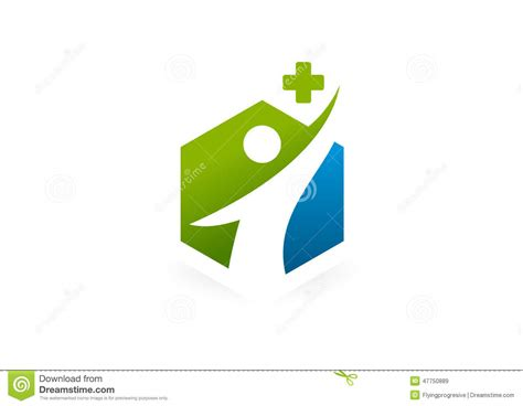 free logo design pharmacy cross pharmacy healthy body logo design stock illustration
