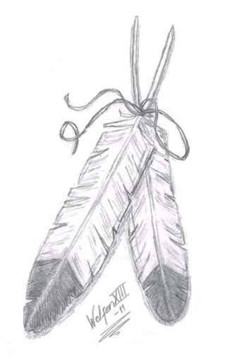 eagle feather tattoo designs eagle feathers design sketches tattoomagz