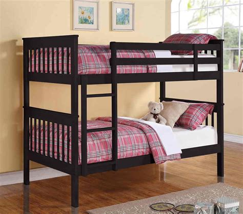 low profile bunk bed complete your simple bedroom with low profile bunk bed
