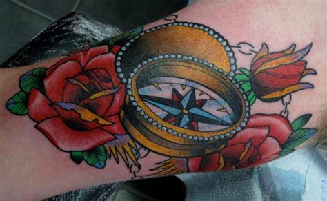 new school compass by agreus on deviantart rose compas old school tattoo by nick baldwin best