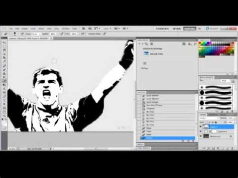 tutorial edit photoshop efek tutorial membuat efek siluet pada adobe photoshop youtube