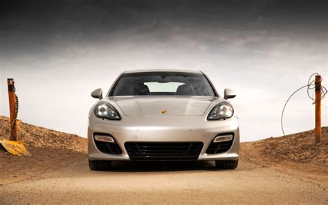 porsche front view 2013 bmw m5 vs 2013 porsche panamera gts photo gallery